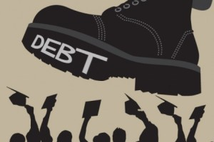 Students loan debt
