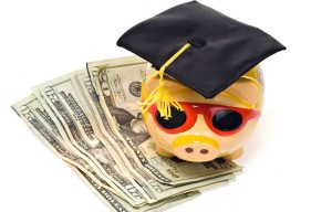 edu. loans while in college