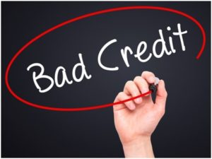 understanding bad credit score