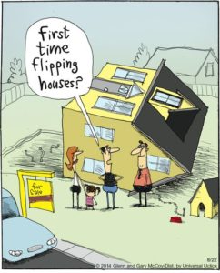 flipping house for finance