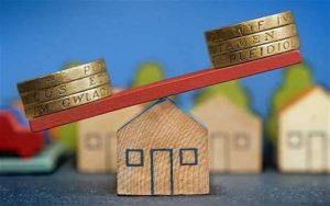balance house prices
