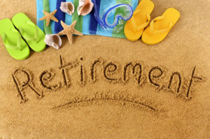 happy financial retirement