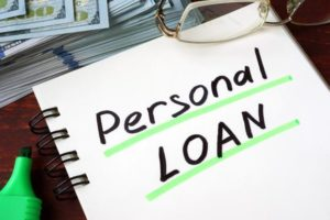 personal loan needs