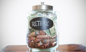 money for retirement